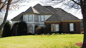 Cornerstone Homes Exterior