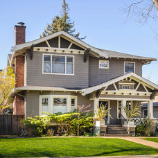 Craftsman Exterior by Dennis Mayer, Photographer