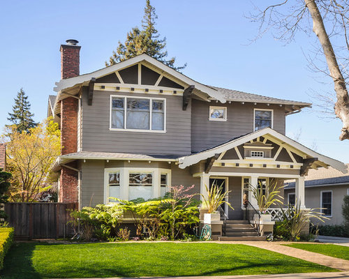 Best decorative gable trim design ideas remodel pictures for Craftsman style gables