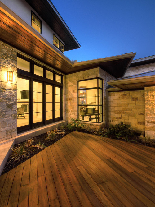 71 Contemporary Exterior Design Photos: Cortona Residence