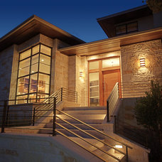 Contemporary Exterior by Butterfield Custom Homes