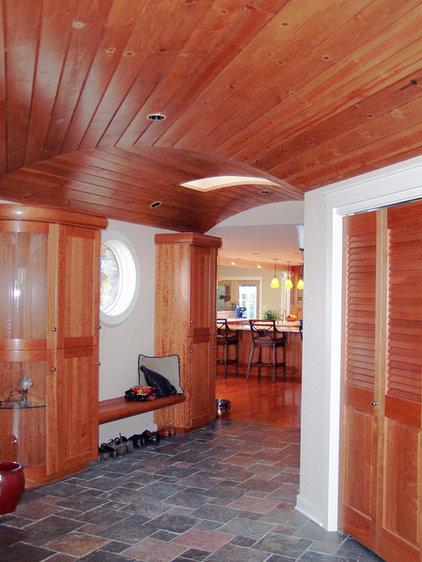Modern Exterior by Corvallis Custom Kitchens & Baths