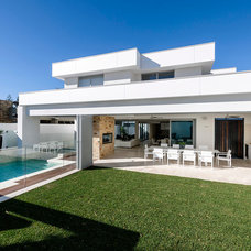 Contemporary Exterior by D-Max Photography
