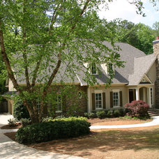 Traditional Exterior by Cynthia Karegeannes, Registered Architect