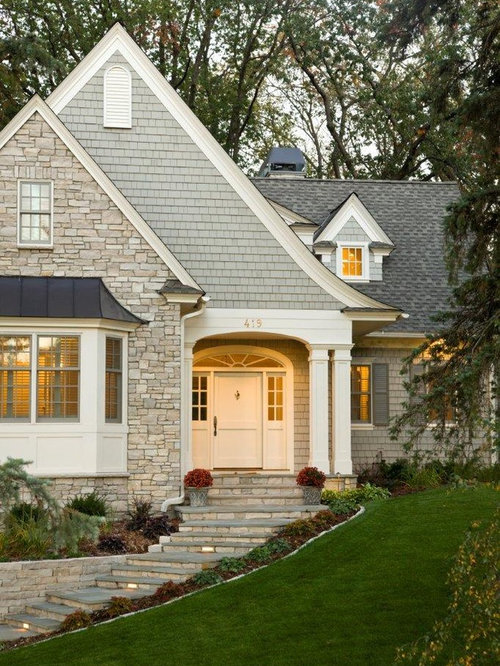 Cottage Exterior Home Design Ideas, Pictures, Remodel And Decor