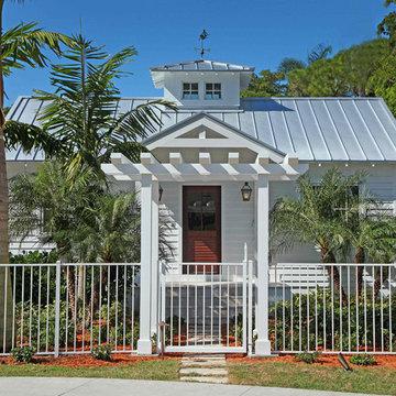 Cottage Garden Entry