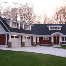 Traditional Exterior by America's Best House Plans