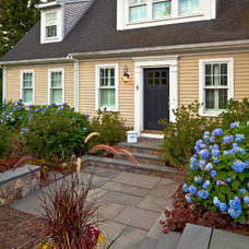 Traditional Exterior by Sean Papich Landscape Architecture