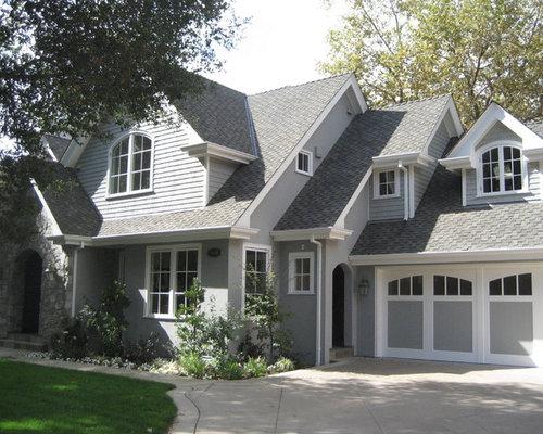 Inspiration for a traditional exterior in san francisco