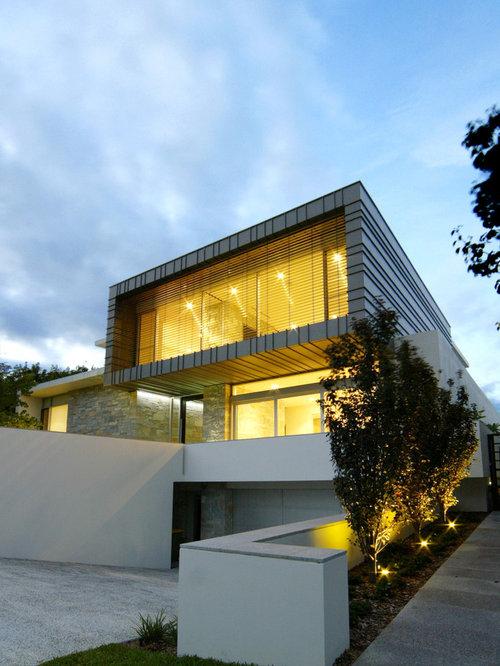 Sunken Garage Home Design Ideas Renovations Amp Photos