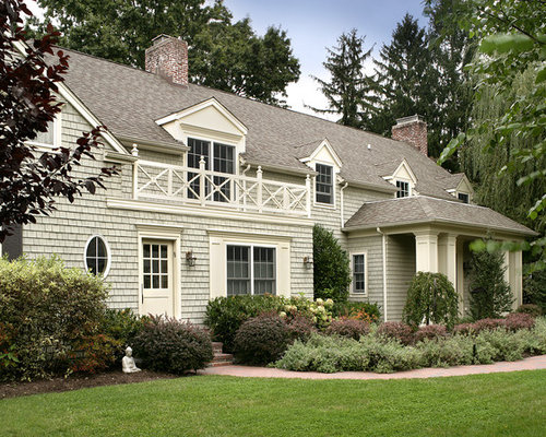 Shingle Style Coastal Nantucket Houzz