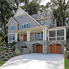 Traditional Exterior by Tradition Homes
