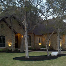 Traditional Exterior by Innovation Luxury Homes