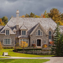 traditional exterior by Peter A. Sellar - Architectural Photographer