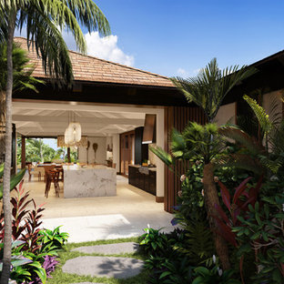 white wooden house hawaii low budget interior design75 most popular hawaii exterior home with a hip roof design ideaslarge coastal white one story