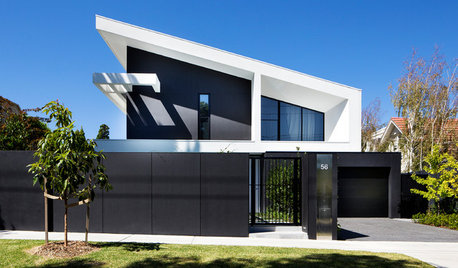 Picture Perfect: 18 All-Australian First Floor Exteriors