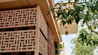 Courtyard Pavilion Residence