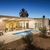 Houzz Tour: A Desert House Takes In Sun, Sky and Cityscapes