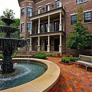Elegant exterior home photo in Nashville