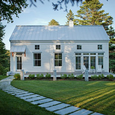 Transitional Exterior by GO LOGIC