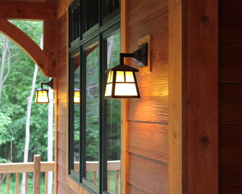 Cedar Trim Houzz