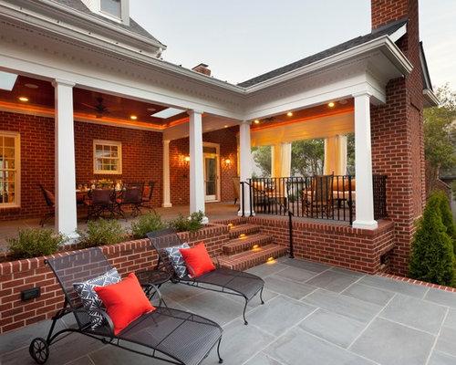 Pennsylvania bluestone home design ideas pictures for Blue stone home