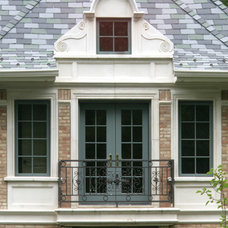 Traditional Exterior by Sussan Lari Architect PC