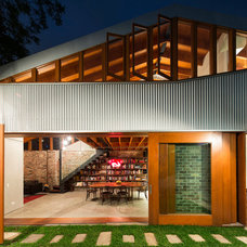 Industrial Exterior by carterwilliamson architects