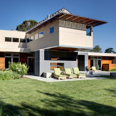 Modern Exterior by Dave Adams Photography