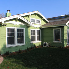 Traditional Exterior by Madson Design