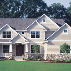 Craftsman Exterior by Vinyl Siding Institute
