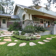 Craftsman Exterior by Barley|Pfeiffer Architecture