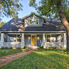 Craftsman Exterior by Avenue B Development