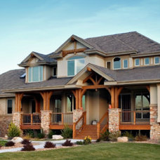 Craftsman Exterior by TLC Company Inc.