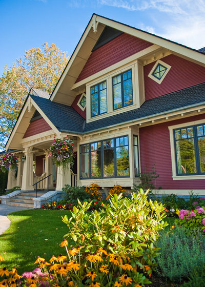 Houzz quiz what color should you paint your house for What color should i paint my house exterior