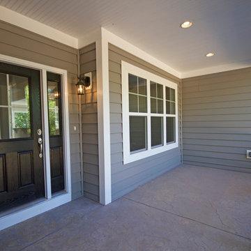 Craftsman Exterior Home