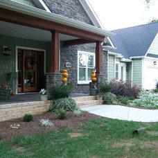 Craftsman Exterior Craftsman exterior