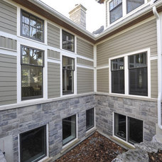 Craftsman Exterior by Lindsay Construction Services