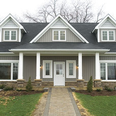 Craftsman Exterior by Quality Homes