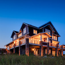 Craftsman Exterior by studio26 homes