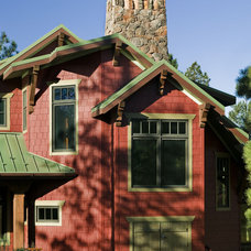 Craftsman Exterior by Deep River Partners