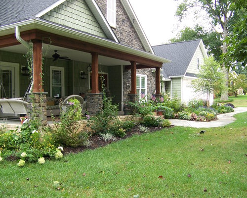 Save email for Craftsman landscape design ideas