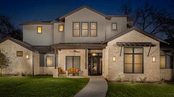 Craftsman home in Austin, TX