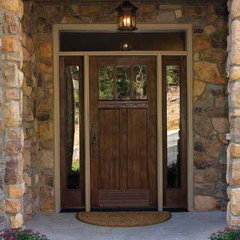 contemporary front doors by US Door & More Inc