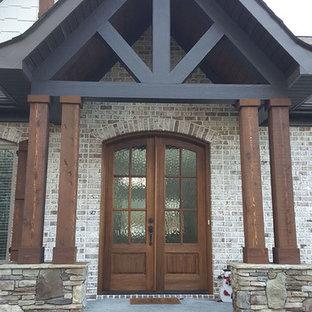Craftsman Ranch House Plan 4509