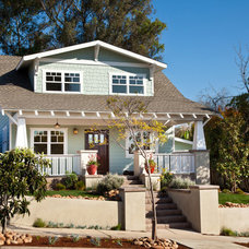 Traditional Exterior by Stewart Thomas Design-Build
