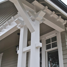 Craftsman Exterior by Ammirato Construction, Inc.