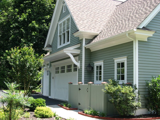 Traditional Exterior Craftsman Renovation