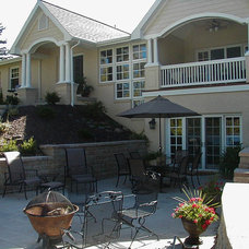 Craftsman Exterior by Residential Designed Solutions