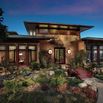 Craftsman Residence